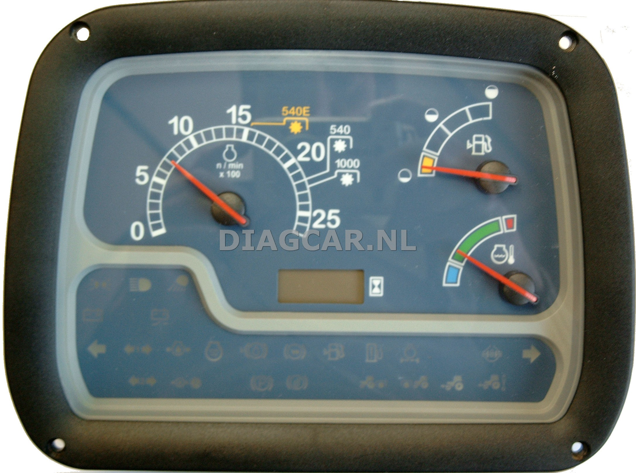 New Holland T4000 monitor